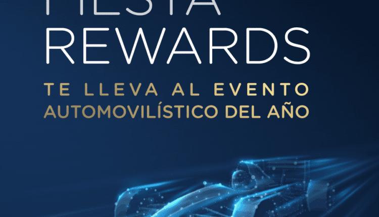Boletos gratis para la Formula 1 GP de México 2021 cortesía de Fiesta Rewards