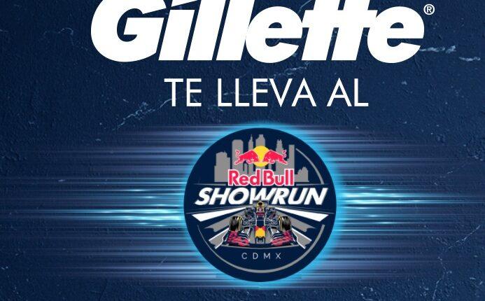 Promoción Gran Premio Gillette: Gana pases dobles a la zona VIP del Redbull Showrun en granpremiogillette.com