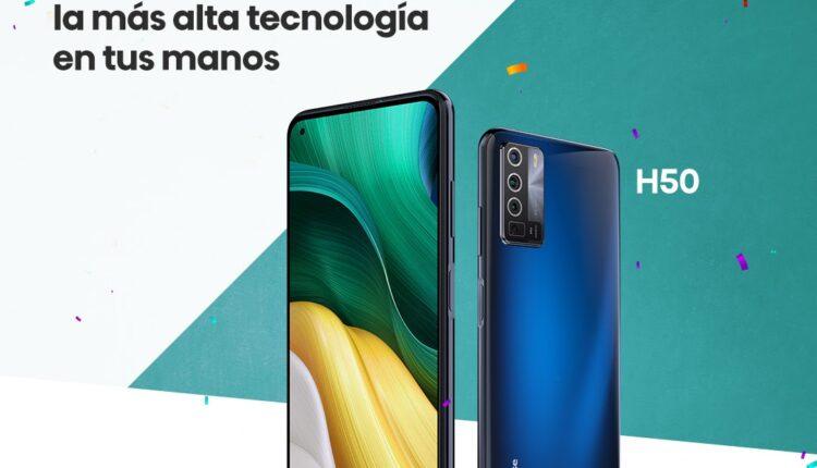 Concurso Hisense: Gana un smartphone Hisense H50