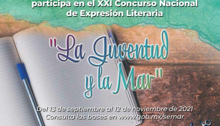 Concurso La Juventud y la Mar 2021: Gana un kit de la Secretaría de Marina