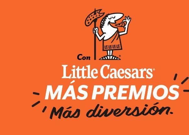 Promoción Little Caesars Más Premios Más Diversión: Gana cámaras o audífonos en juegayganalittlecaesars.com