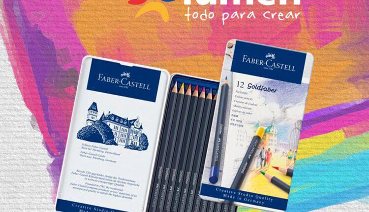 Gana un set de Lápices de colores Faber-Castell cortesía de Lumen