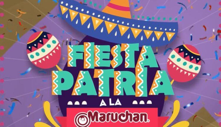 Concurso Fiesta Mexicana Maruchan: Gana un Apple Watch Series 6