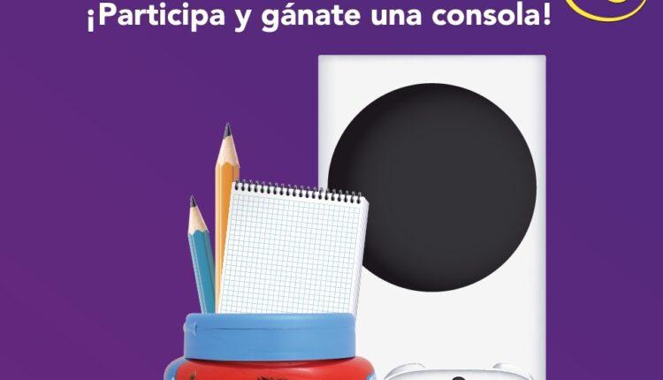 Concurso Moco de Gorila S-Cool: Gana 1 de 6 Consolas Xbox Series S y más en pontemoco.com.mx