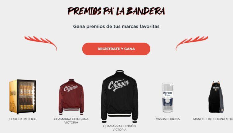 Promo Pa' La Bandera Modelo 2021: Gana coolers, hieleras y más en promopalabandera.com