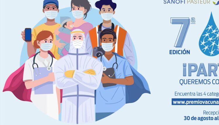Convocatoria Premio Vacunar para dar Oportunidades 2021 de Sanofi Pasteur en premiovacunarparadaroportunidades.mx