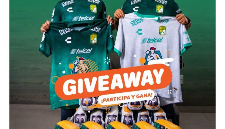 Primera Plus regala jerseys del León y busitos de peluche
