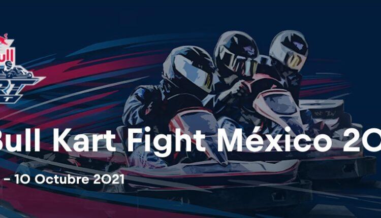 Red Bull Kart Fight México 2021: Gana experiencia Red Bull y boletos al GP de México de la Formula 1
