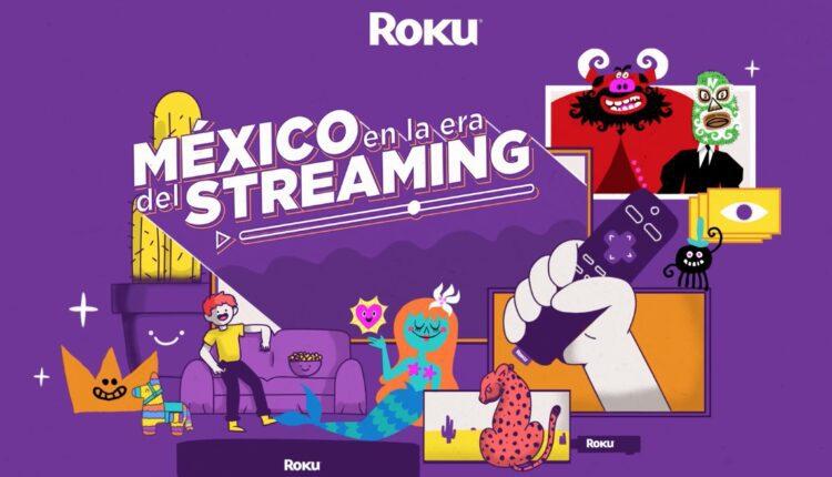 Concurso Roku México en la Era del Streaming: Gana $40,000 pesos, Roku TV de 50″ y más en elstreamingesconroku.mx