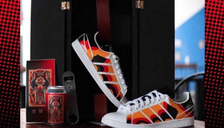 Concurso Sneaker Fever: Gana 1 de 10 cajas con pares custom, cervezas y más