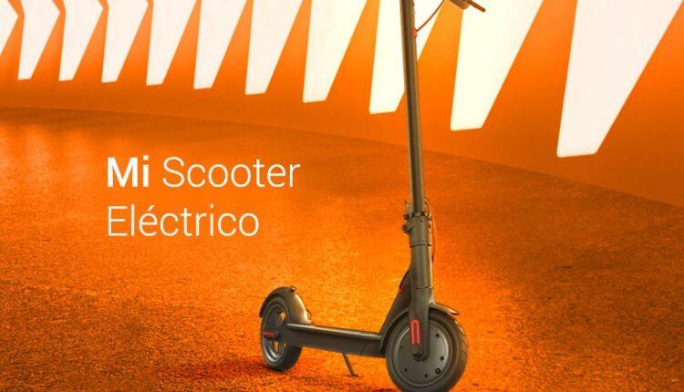 Gana un Mi Scooter Eléctrico Xiaomi en el nuevo concurso de Telcel