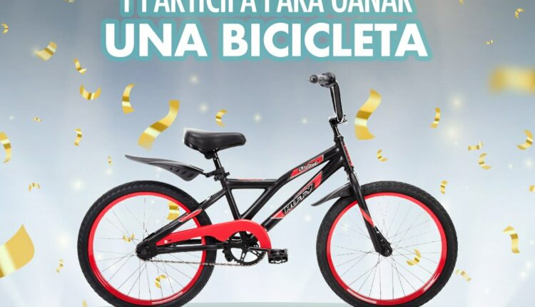 Concurso Totalplay Peter Rabbit 2: Gana 1 de 10 bicicletas Huffy Stocked