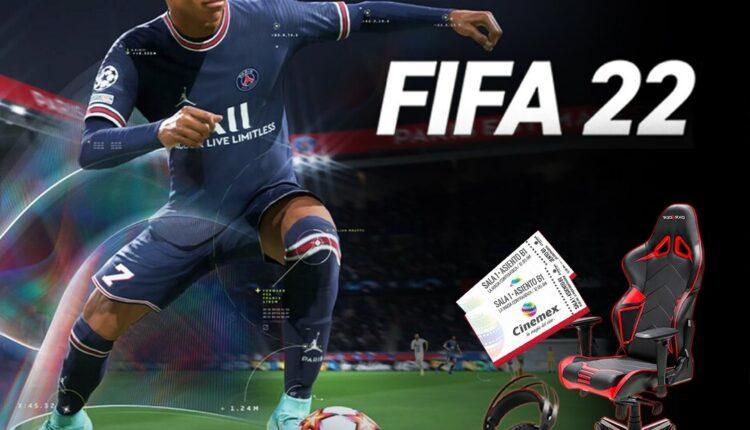 Torneo Arena Masters FIFA 22: Gana silla gamer HyperX, un año de boletos de Cinemex y más