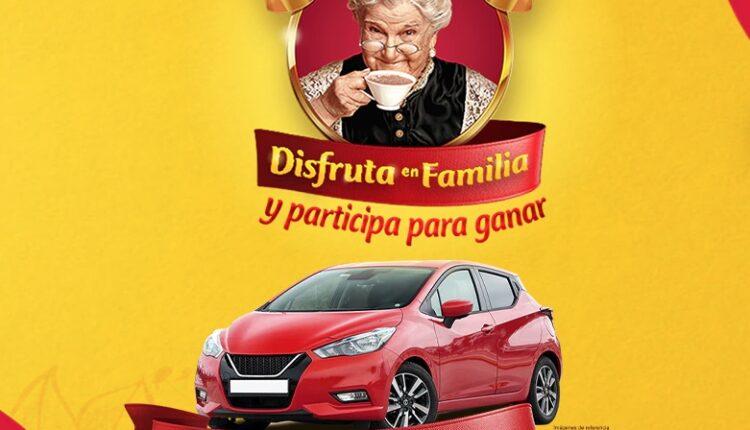 Promoción Chocolate Abuelita Disfruta en Familia 2021: Registra el lote y gana auto y más en promociones.nestle.com.mx/abuelita