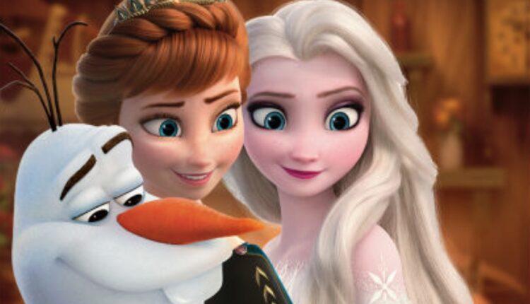 Concurso H&M: Gana una noche Disney con Frozen 2