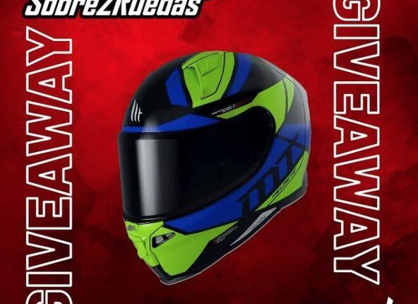 Giveaway Sobre2Ruedas: Gana un casco MT Revenge 2 Scalpel A3