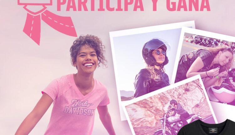Concurso Tequila Harley-Davidson: Gana un kit mujer biker