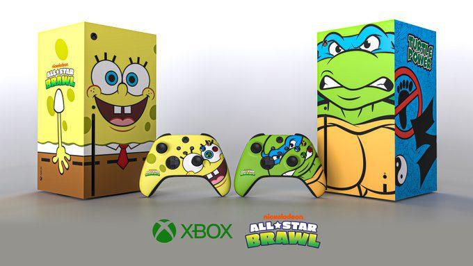 Concurso Xbox All Star Brawl: Gana 1 de 2 consolas Xbox Series X personalizadas
