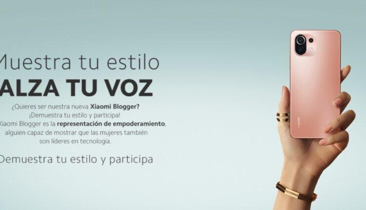 Concurso Xiaomi Blogger: Gana un Mi 11 Lite en xiaomiamiestilo.com